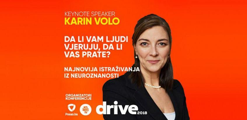 DRIVE 2018 Karin Volo: Sretan uposlenik - uspješna kompanija