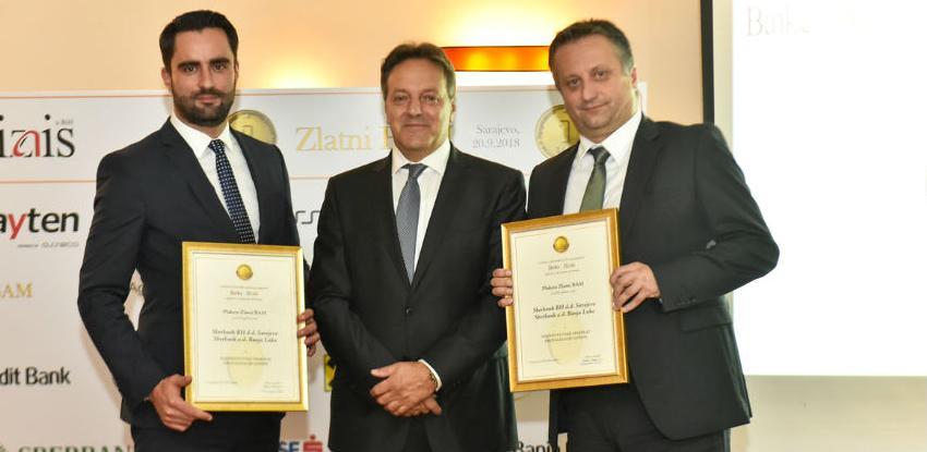 "Dvostruki ""Zlatni BAM"" za Sberbank"
