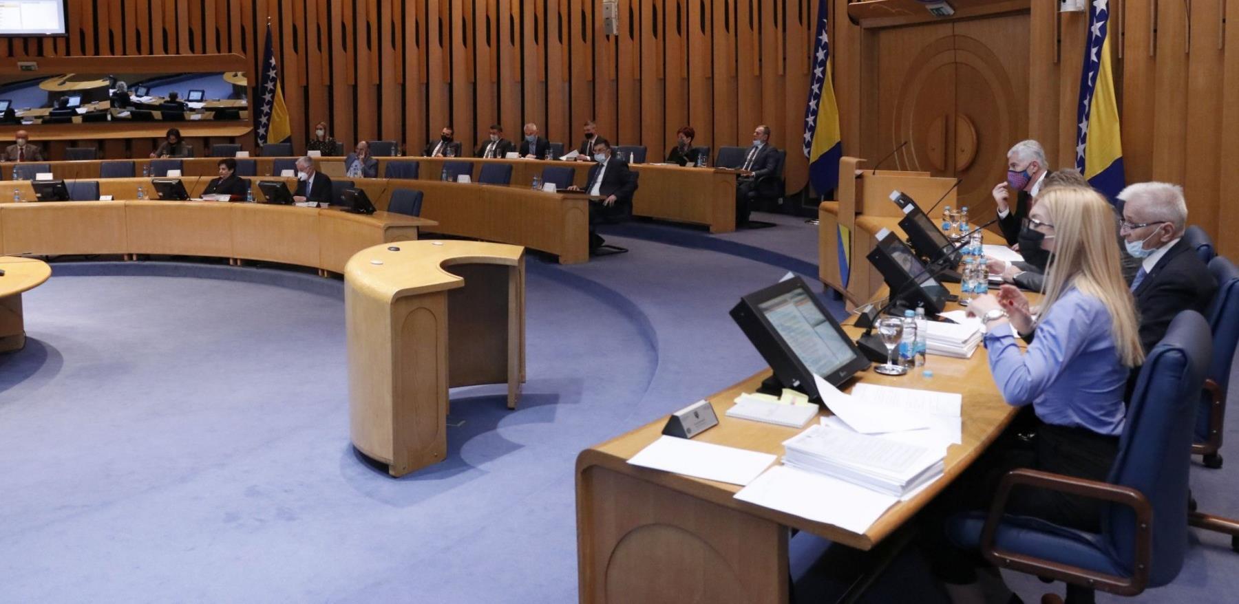 Izmjene zakona o javnim nabavkama i lijekovima nisu dobili podršku u državnom parlamentu