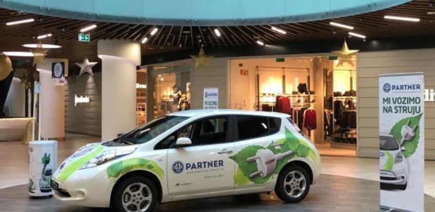 Partner MKF: Vožnja na električni pogon