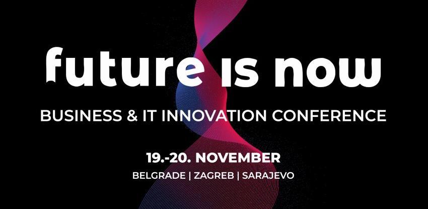 Future is NOW ove godine uživo online iz Beograda, Zagreba i Sarajeva