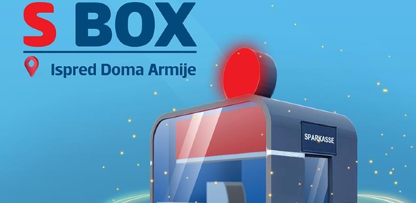 Poslovanje sa bankom 24/7: Uskoro u Sarajevu jedinstveni Sparkasse S BOX