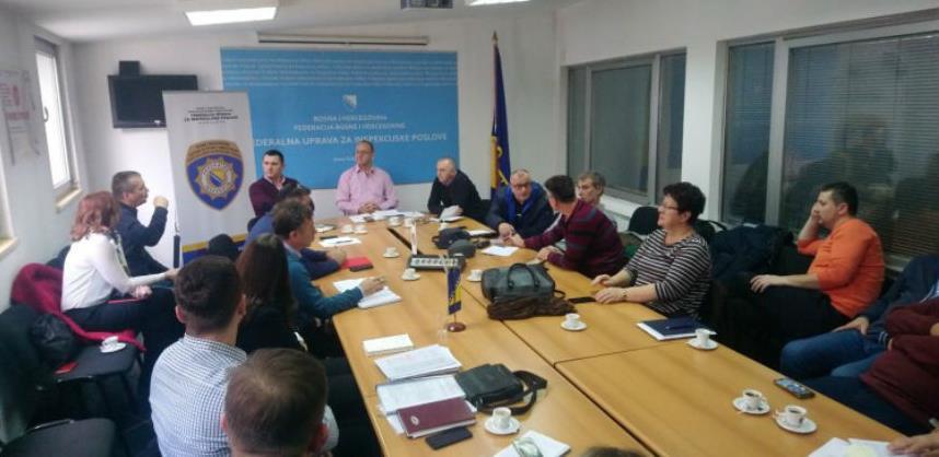 Vodni inspektori za izmjenu Zakon o vodama FBiH