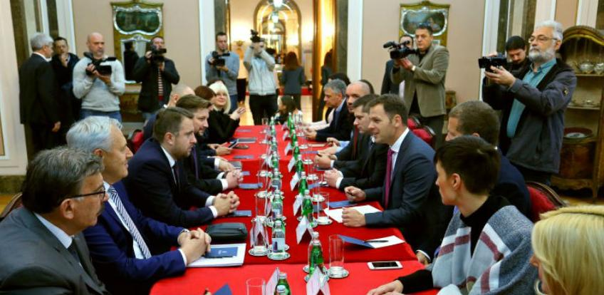 Skaka: Saradnja Sarajeva i Beograda kao doprinos stabilnosti u regionu