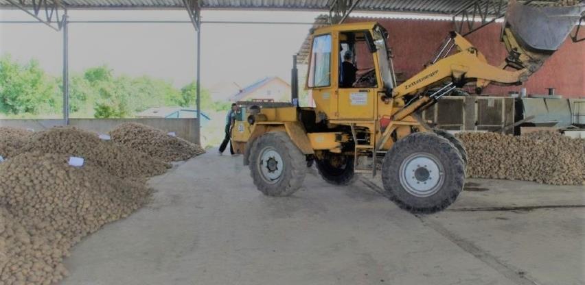 Semberski poljoprivrednici i Bingo nastavili saradnju