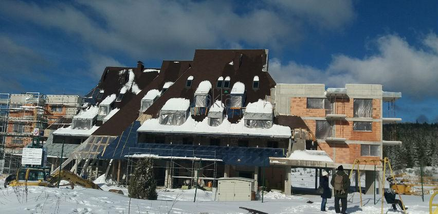 Hotel O3 na Igmanu biće završen sredinom ove godine