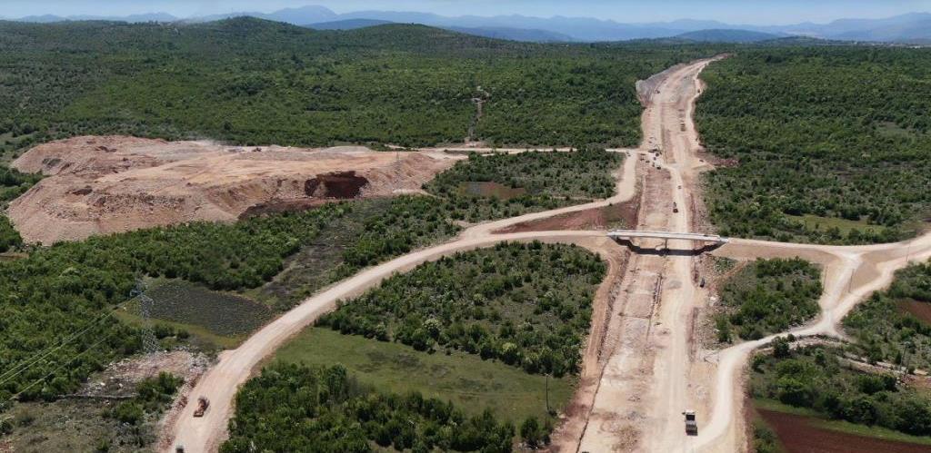Aktivna gradilišta na jugu Hercegovine