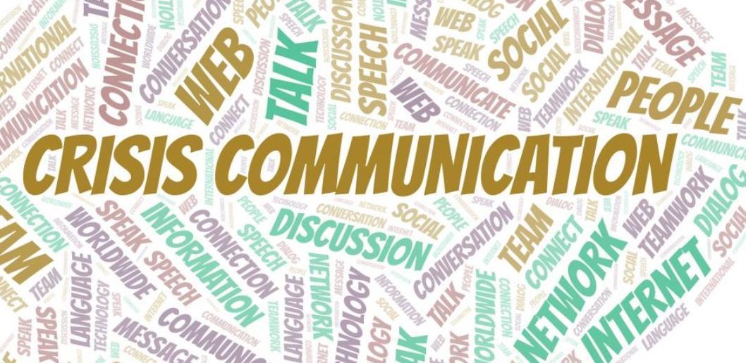 "Poziv na webinar ""Krizno komuniciranje"""