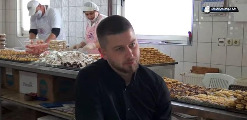 Mladi poduzetnik obnovio proizvodnju i sačuvao radna mjesta u fabrici keksa