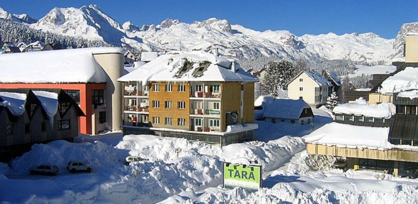 Crna Gora ulaže 60 miliona eura u zimski turizam