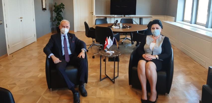 Dogovorena organizacija poslovnih susreta vlasnika projekata iz BiH i istanbulskih kompanija