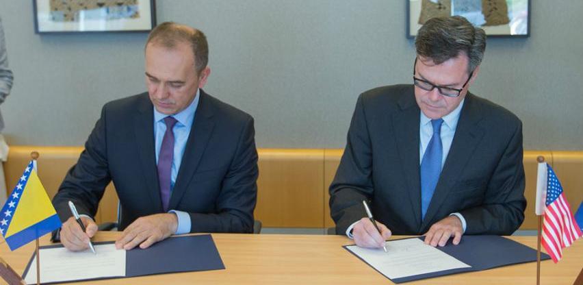 SAD i BiH potpisale bilateralni sporazum o priključenju BiH WTO