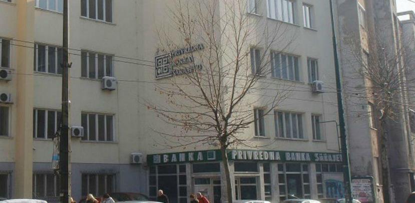 Privredna banka Sarajevo ponovo prodaje nekadašnje sjedište