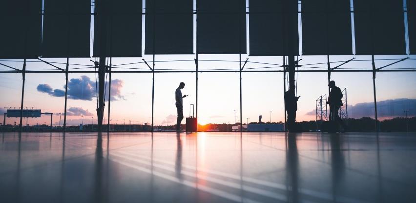 U prvom kvartalu na aerodromima u FBiH manje letova za 46,4 posto