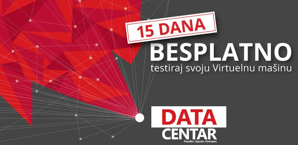 Testiraj Virtuelnu mašinu u Logosoft Data Centru