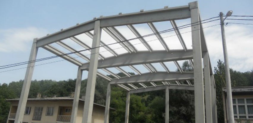 Završena montaža školske sale u Jablanici