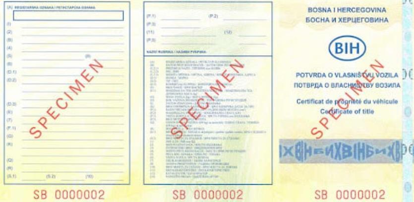 Potvrđeno iz MUP-a: Obrasci za registraciju automobila očekuju se tokom ove sedmice