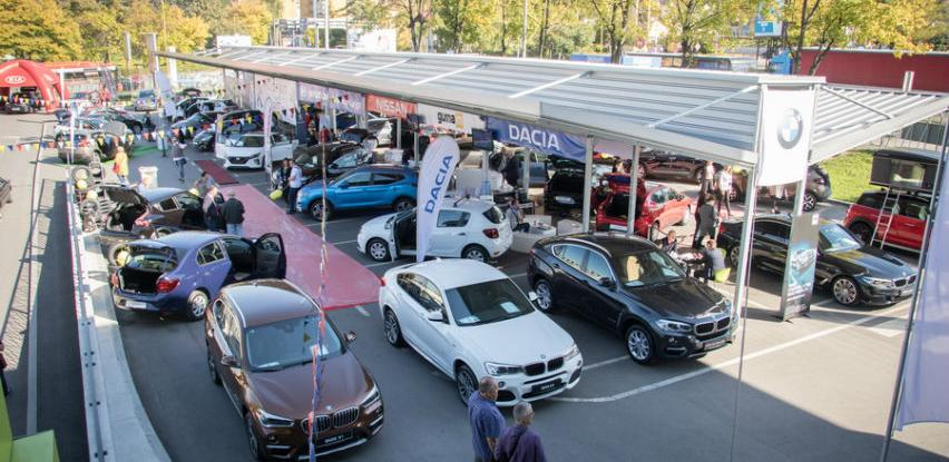 3. Auto Show Week u Tuzli: Preko 200 modela vozila i više od 25 brendova