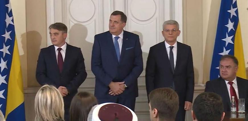 Predsjedništvo BiH pokrovitelj 10. Sarajevo Business Foruma