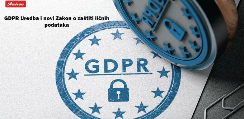GDPR Uredba i novi Zakon o zaštiti ličnih podataka