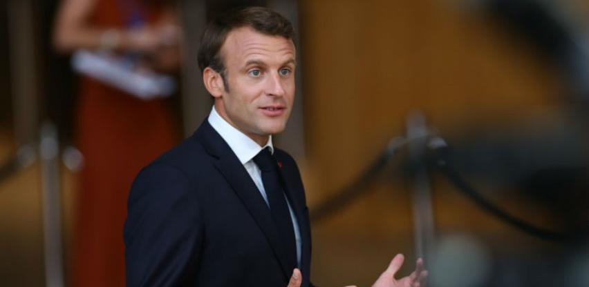 Macron: Želim da se sporazum o Brexitu što prije ratificira