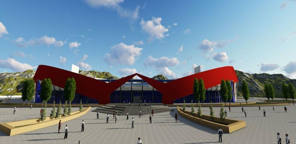 Pogledajte kako će izgledati Sarajevo Arena od 20 miliona eura