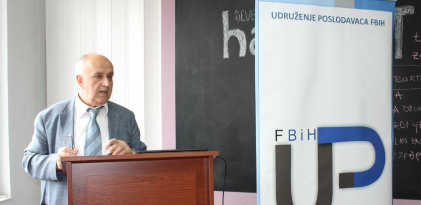 Kasim Kotorić izabran za predsjednika Grupacije poslodavaca ZDK pri UPFBiH