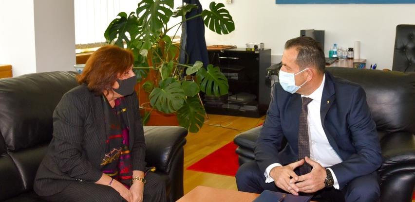 Francuska nastavlja sa podrškom BiH na putu ka evropskim integracijama
