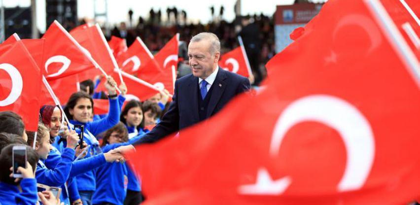 Erdogan: Sporazum će doprinijeti trgovinskoj razmjeni od milijardu eura