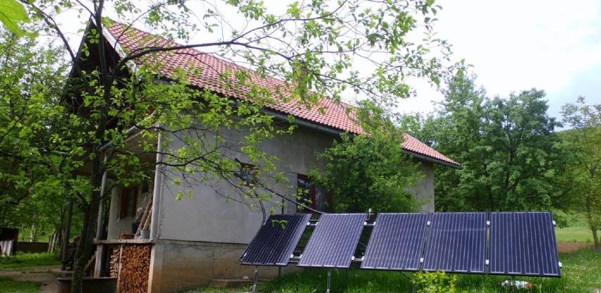 Uz podršku EU domaćinstva katunskih naselja dobit će solarne sisteme