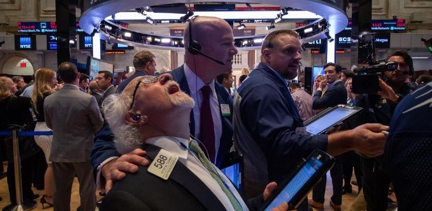 Dionice padaju nakon vijesti o Bidenovom poreznom planu