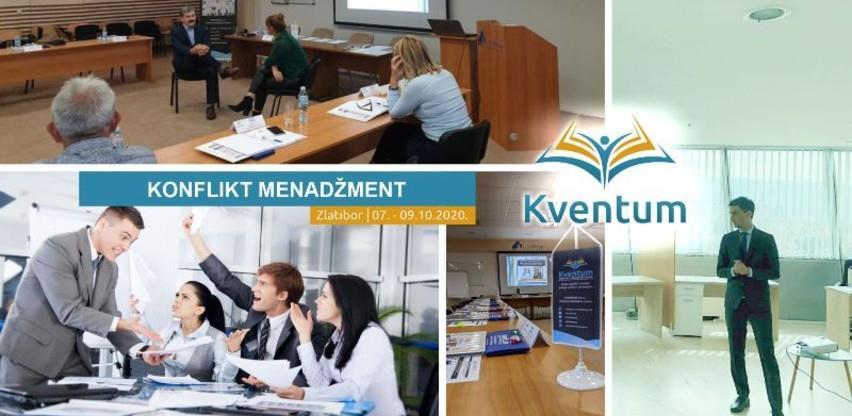 Kventum seminar: Konflikt menadžment
