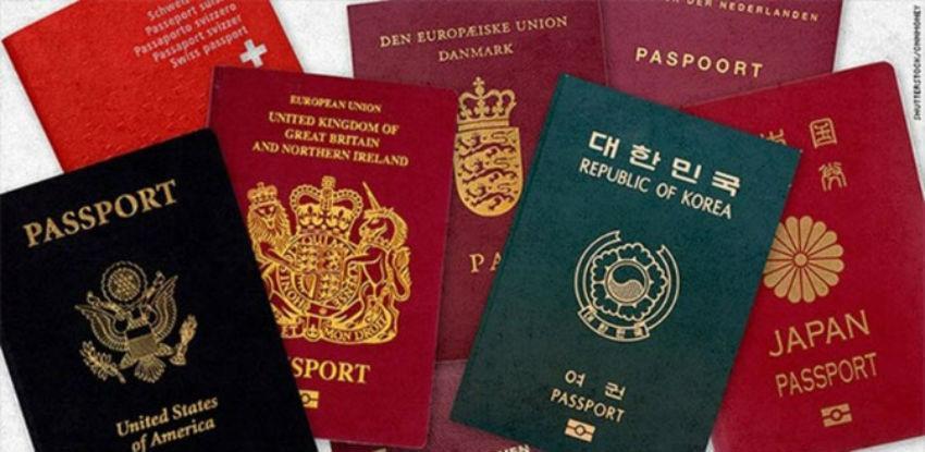 Zanimljive činjenice o pasošima