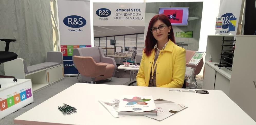 Svjetski trend i na bh. tržištu: R&S predstavio eModel kancelarijskog stola