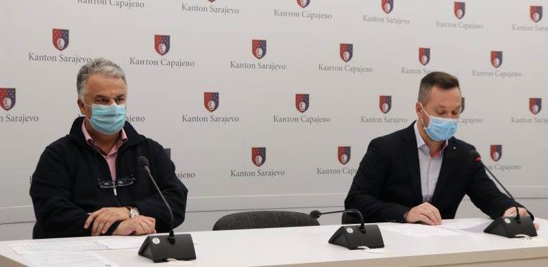 Beganović: Od sada će se na rezultate testiranje čekati do 48 sati