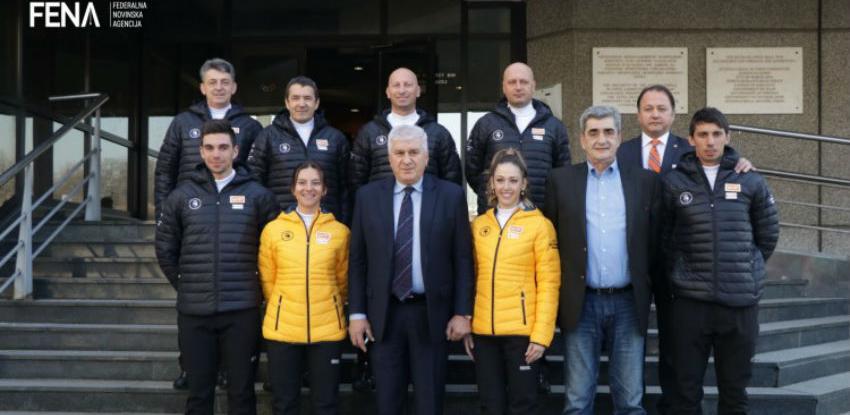 Predstavljen olimpijski tim Bosne i Hercegovine