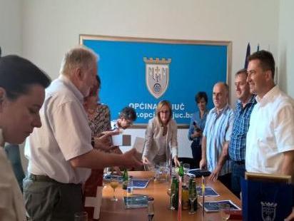 """U Ključu implementacija projekta """"Jačanje uloge mjesnih zajednica u BiH"""""""