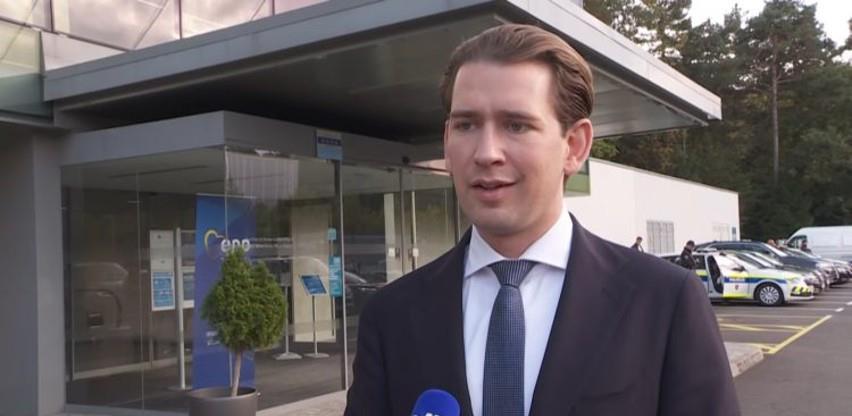 Kurz: Austrija će se boriti za evropsku perspektivu Zapadnog Balkana