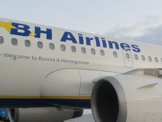Representatives of the Ministry discussed with the Board and the Supervisory Board of BH Airlines the problems of the carrier and the possibilities for their resolution.