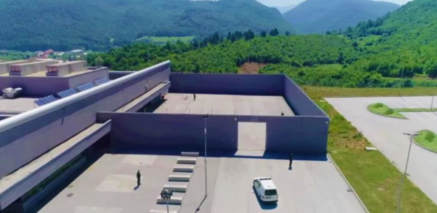 Državni zatvor primio prve zatvorenike i pritvorenike