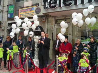 Svečano otvoren novi Telemach centar u Sarajevu