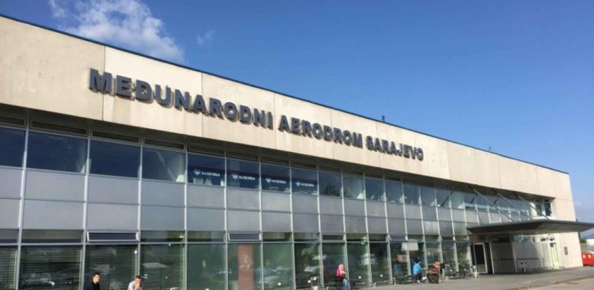 Međunarodni aerodrom Sarajevo nastavlja vršiti transport roba