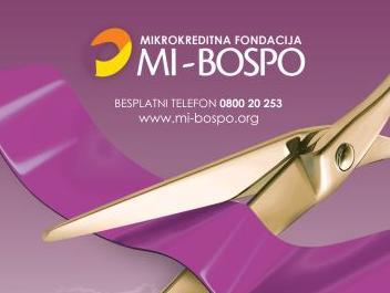 Mikrokreditna fondacija MI-BOSPO proširuje mrežu postojećih ureda