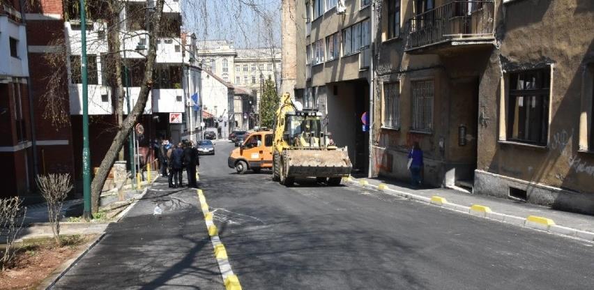 Završeni radovi na sanaciji saobraćajnice u Ulici Čobanija