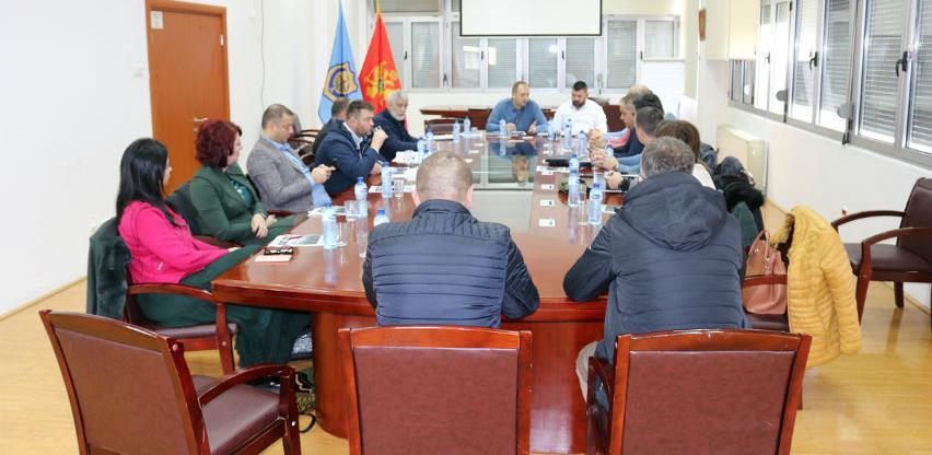 Regionalna razmjena prakse upravljanja otpadom između BiH i Crne Gore