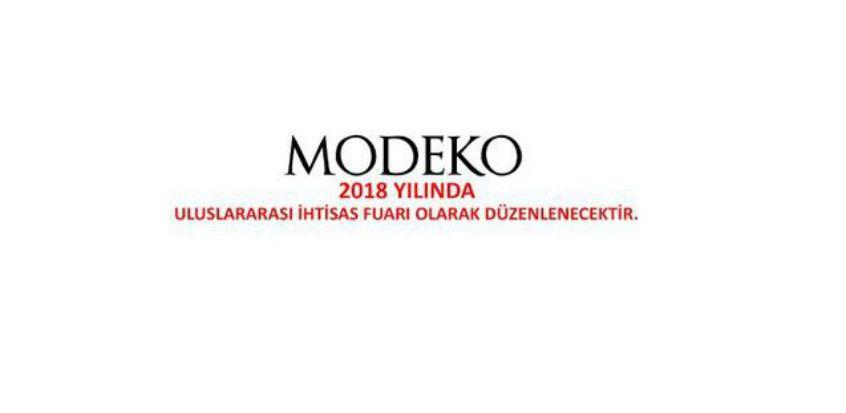 29. internacionalni sajam namještaja MODEKO u Izmiru