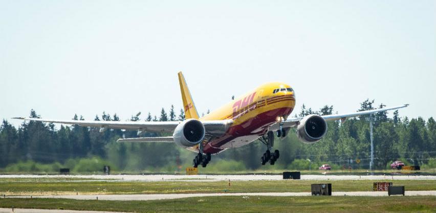 Najnoviji Boeing 777 Freighter dodatak DHL-ovoj interkontinentalnoj floti