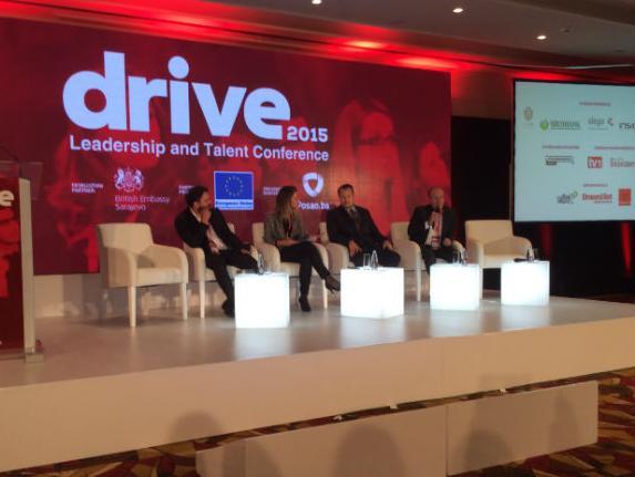 Na DRIVE konferenciji u Sarajevu otkriveni tajni recepti liderstva