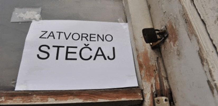 Nema sankcija ako se stečaj ne sprovede za dvije godine