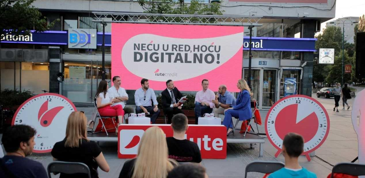 """Kampanja """"Neću u red, hoću digitalno"""" znak spremnosti za digitalnu transformaciju"""